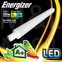 S15 LED 5.5w=50w Strip Tube Under Unit Cabinet Lighting Energy Saving Light Bulb