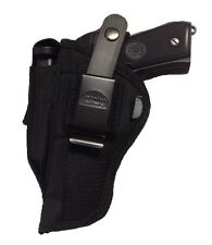 Nylon Gun holster fits AMT Combat Skipper 4 1/2 inch barrel Left or Right Hand