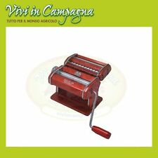 Macchina per pasta Marcato Atlas 150 rossa