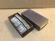 Box Of 50 Sargent 270 Rn Key Blank 5 Pin Nickel Silver Rn Keyway New