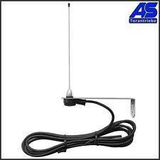 Antenne - Stabantenne Funkantenne 433Mhz. mit Leitung 2,0m. Universal für Torant