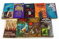 Science Fiction & Fantasy Short Story Collections - Pohl, Brunner & More 9 Books
