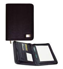 Compendium A5 Black 520 - Metal PEN and PENCIL set included