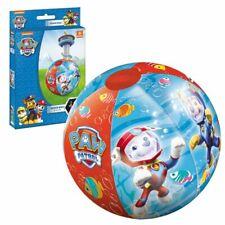 Sea Patrol Wasserball | Paw Patrol | Kinder Strand-Beach-Ball | 50 cm