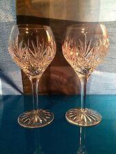 Waterford Crystal Pair Of Wine Glasses