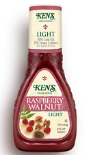 Ken's Steakhouse Raspberry Walnut Light Dressing