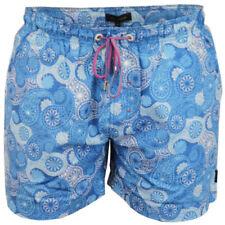Shorts e bermuda da uomo blu poliestere m