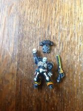 Warhammer 40k. Space Marine Sergeant Centurius, Legion Of The Damned. Metal.
