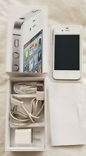 Apple iPhone 4 - 16GB - White (AT&T) with Original Packaging