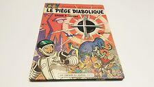Blake et Mortimer T8 Le piège diabolique 8D72 / Edgar P Jacobs // Dargaud