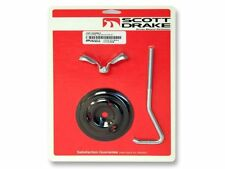 LATE 1965 1966 1967 Mustang Spare Tire Mounting Kit Hook Style  Scott Drake