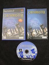 PS2 : CHESSMASTER - Completo ! La simulazione di scacchi più famosa !