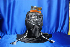Childs Darth Vader  Hat  Darth Vader Laplander Hat 8 + up New Free Shipping