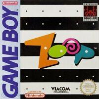 Nintendo GameBoy Spiel - Zoop Modul