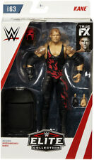 Kane - WWE Elite 63 Mattel Toy Wrestling Action Figure