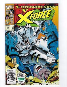 X-Force # 17 Marvel 1st Series