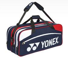 Yonex Badmionton Tennis Racket Bag Navy Shoulder Sports 6 Packs Racquet 99Bt003U