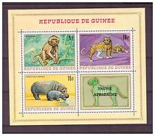 Guinea Bf. N°21/23. 3 Blocks Fauna African New. Superb
