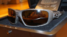 New Authentic OAKLEY 93/250 C SIX Carbon Fiber/Tungsten Irid Polar OO4047-02