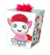 PINK POOKI INTERACTIVE EMOTIONAL ARTIFICIAL INTELLIGENCE TOY NEW IN BOX  UK