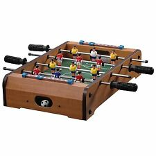 En bois Mini baby-foot table football soccer jeu enfants famille Desktop Toy