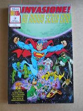 INVASIONE ! Vol.3  -  Supereroi DC Comics Play Book n°30 Play Press  [G478]