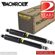Monroe Rear Right Left Shock Absorber x2 FORD C-MAX 1.6D 2010-On 85kW