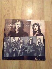FOREIGNER - DOUBLE VISION, 1978 ATLANTIC SD-19999, CLASSIC ROCK LP ALBUM