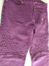 Jean bordeaux *My Pants* Taille M