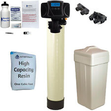 32k Fleck 5600Sxt Metered demand Digital whole house water softener conditioner