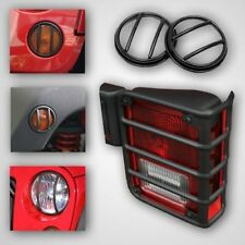 Jeep Wrangler Jk 07-17 Light Guard Kit W/ Fog Lights  X 12496.02