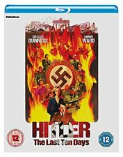 Hitler - The Last 10 Days - Blu ray NEW & SEALED - Alec Guinness