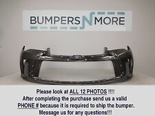 OEM 2015 2016 2017 Toyota Camry LE/XLE/SE/XSE/Hybrid Front Bumper Cover