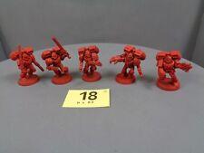WARHAMMER Space Marines ASSAULT SQUAD 18