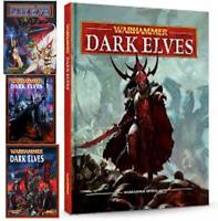 Dark Elves Army Books,  Warhammer Fantasy Battles, various select