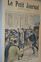Le petit journal supplément illustré / 20-2-1898 / L'affaire Zola au Palais
