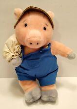 Peter Cottontail's Fairy Tale Friends This Little Piggy Pig Plush Stuffins