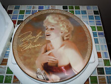 marilyn monroe plate Blonde Passion By Joanie Schwarz
