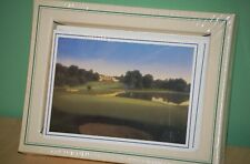 Golf Theme Note Cards 12 per Box Scenic Golf Course Picture