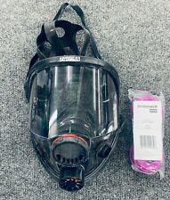 New listing Honeywell 76008A-Full Face Respirator - Md/Lg Size W/ New Filters- Ships Free!