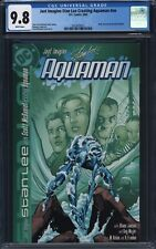 Just Imagine Stan Lee Creating Aquaman #nn Cgc 9.8 Fradon McDaniel Adam Hughes
