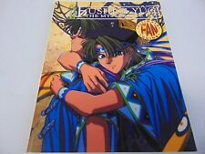 FUSHIGI YUGI THE MYSTERIOUS PLAY ULTIMATE FAN GUIDE D20 SYSTEM BESM ANIME GM19