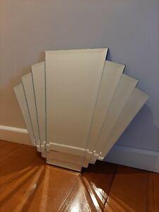 Art Deco Fan Mirror