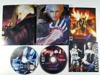 ¤ Devil May Cry 4 Collector's SteelBook ¤ Game Complete Sony PlayStation 3 PS3