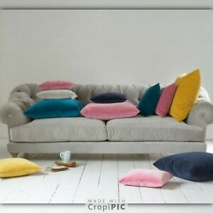 "Scatter Cushions Extra Large 24""x24"" Each  Set Of 2  Complete Or Just Covers"