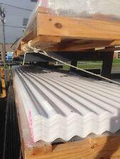 2100mm 2.1m Solartuff Laserlite Opal Corrugated single sheet 2nds AS NEW