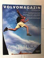 Volvo Magazin Sommer 2000 Zeitung Zeitschrift Prospekt Auto Broschüre Rarität