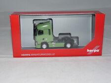 herpa 310642 Renault T Zugmaschine - lindgrün 1:87 NEU + OVP