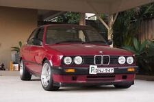 1984-1992 BMW E30 IS Style Front Bumper Lip Urethane
