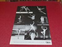COLL. J.LE BOURHIS DANSE BALLET/ AFFICHE OPERA PARIS / DEPART CHARLES JUDE 1998
